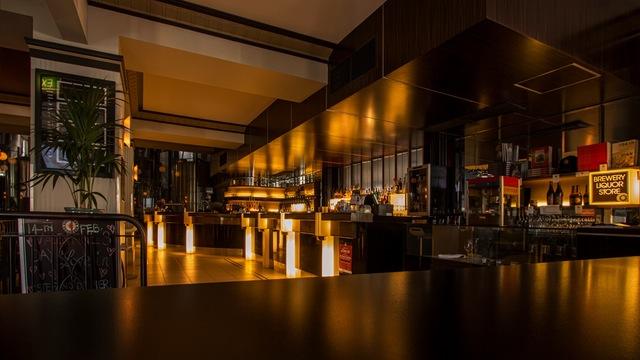 osvetljenje restoran