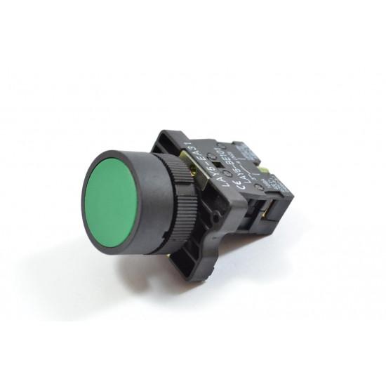 Taster START zeleni fi-22 (NO)