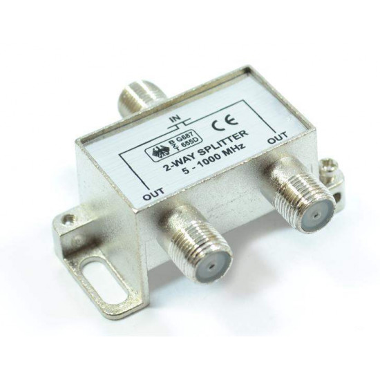 Antenski spliter 1/2 5-1000
