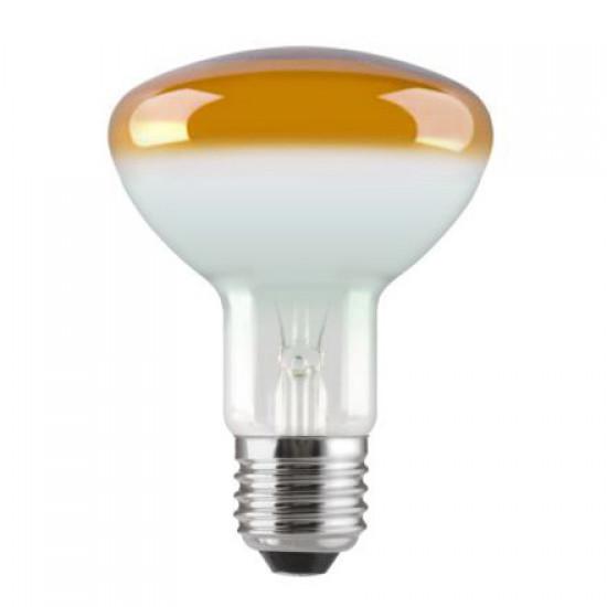 Sijalica reflekta u boji R80 60W E-27 žuta GE 91527