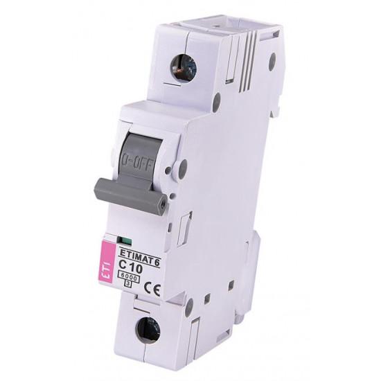 Automatski osigurač C 1p 10A Eti