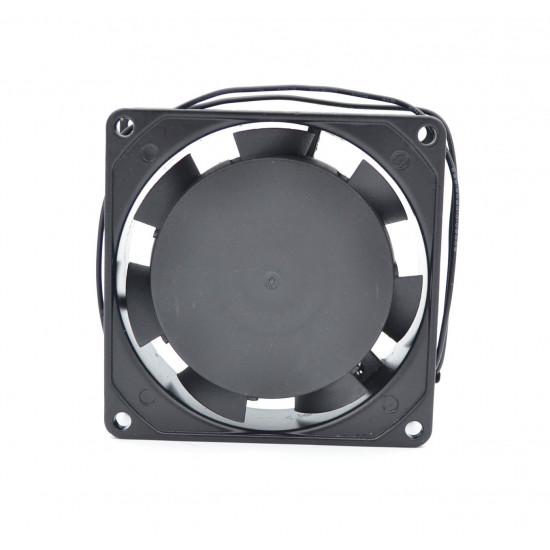 Elektromotor - lufter 80x80x25 220V
