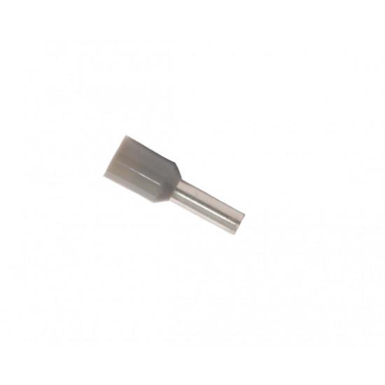 Hilzna izolovana za licnasti provodnik 2.5mm SIVA