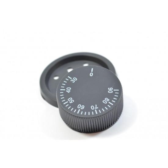 Dugme termostata 0-90°C