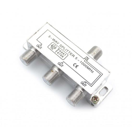Antenski spliter 1/3 5-1000