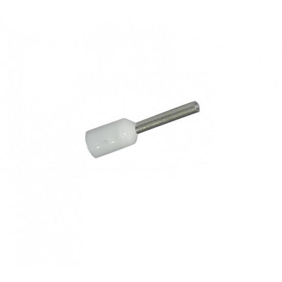 Hilzna izolovana za licnasti provodnik 0.75mm BELA