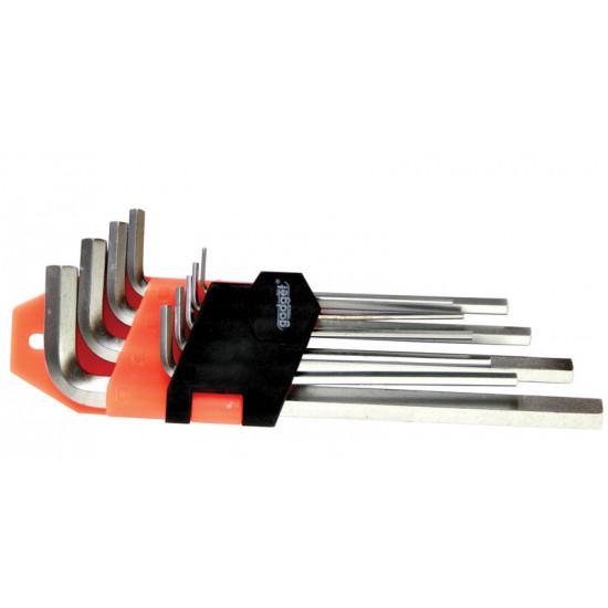 Imbus ključevi 9/1 garnitura 1.5-10mm 390150