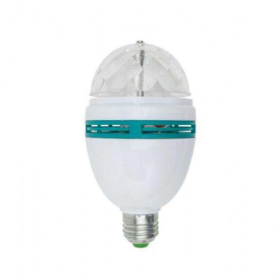 Disko lampa E27 3W