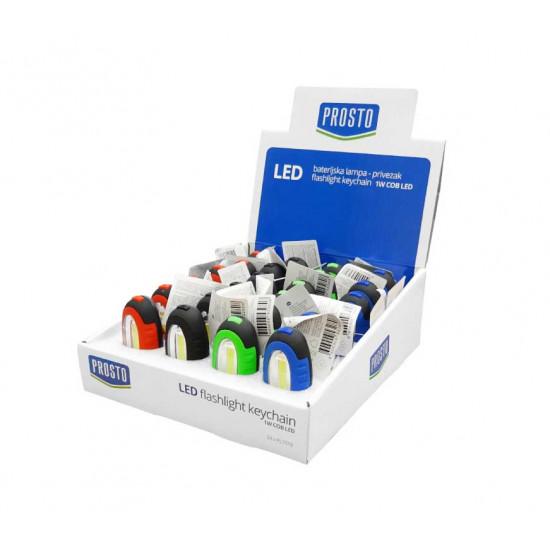 Baterijska lampa - privezak