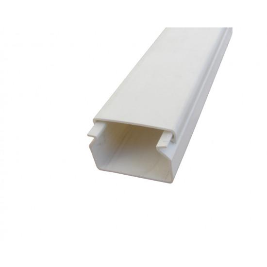 Kanalica PVC neperforirana 100X60X2000