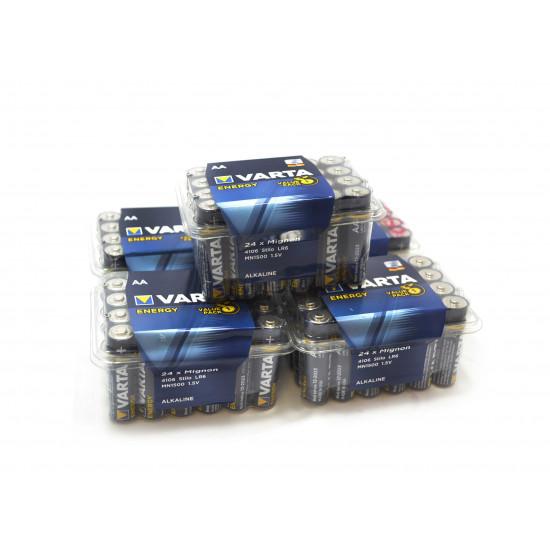 Baterija ALKALNA 1.5V LR6 pakovanje 24 komada