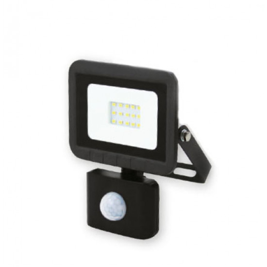 Led reflektor 10W senzor 307-218 Commel