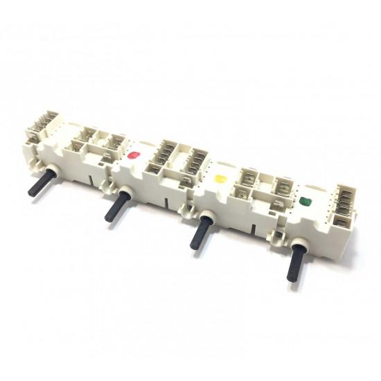 Prekidač blok šporeta Whirlpool C00082508