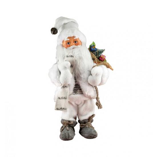Ukrasni plešući Deda Mraz 30cm
