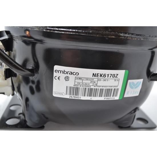 Kompresor EMBRACO 8.39cm3 NEK6170Z R-134A
