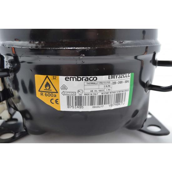 Kompresor EMBRACO 5.96cm3 EMY32CLC R-600A