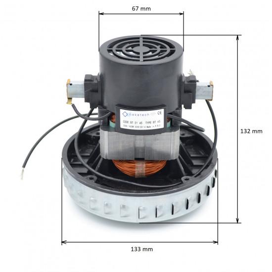Motor usisivača 1500W HIDRO HWX120