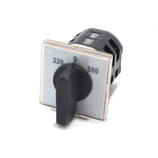 Grebenasti prekidač GS16-521U Čip 220-0-380