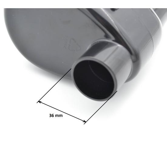 Posuda za prašinu usisivača Gorenje 406333