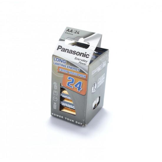 Baterija ALKALNA 1.5V LR06 Panasonic 24 komada