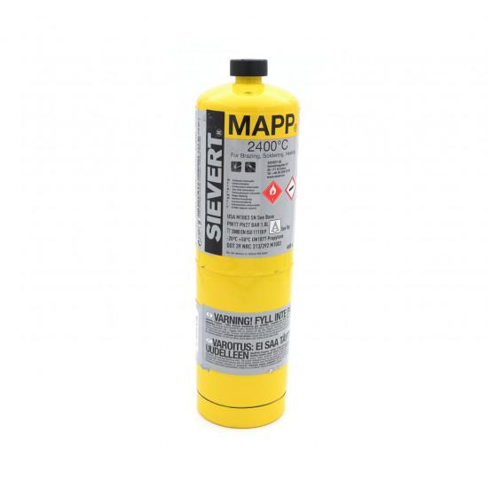 MAP gas Sievert