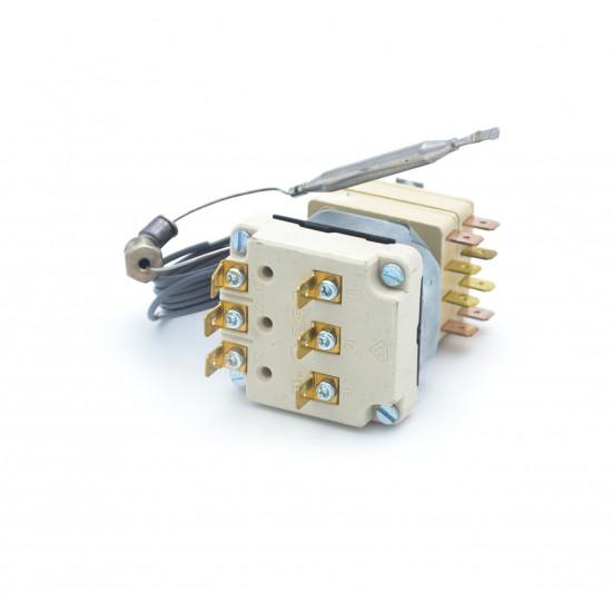 Termostat sa predprekidačem za fritezu 50-180°C 380V EGO