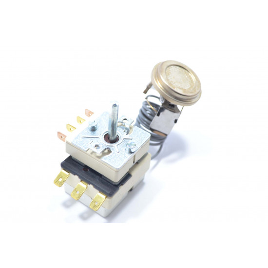 Termostat za automatsku grejnu ploču – ringlu