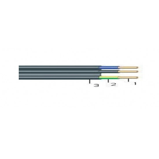 Kabl GG/J 5X2.5