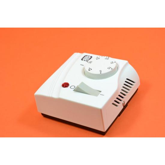 Termostat sobni sa prekidačem i tinjalicom MMG