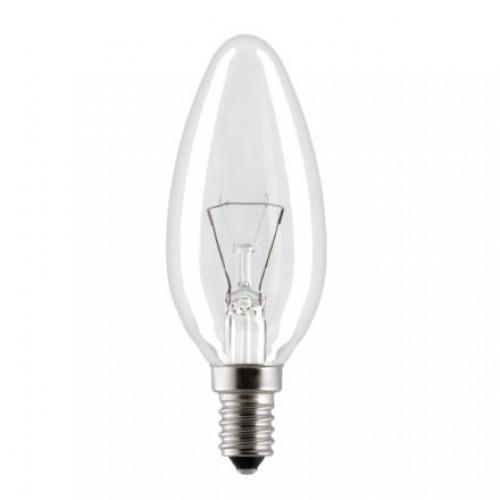 Sijalica bistra E-14 60W sveća GERasvetaGeneral Electric