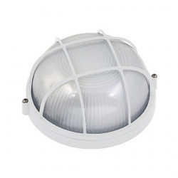 Lampa brodska okrugla 100W 11.805 MT bela